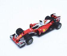 BBURAGO 1:43 2016 FERRARI FORMULA 1 F1 SF16-H #7 Kimi Raikkonen Model CAR IN BOX
