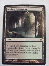 Magic The Gathering Card Verdant Catacombs NM Zendikar