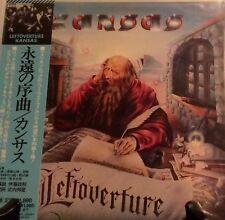 KANSAS LEFT OVERTURE JAPAN MINI LP CD NEW/SEALED