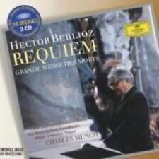 Berlioz Requiem Op 5 Grande Messe Des Morts 2 Disc Set H 2009 CD
