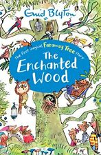 The Enchanted Wood (The Magic Faraway Tree) by Enid Blyton New Paperback Book