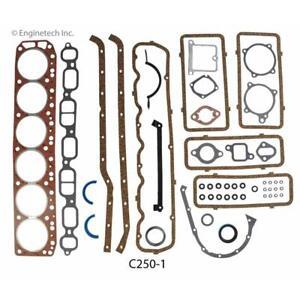 Enginetech Engine Gasket Set C250-1;