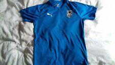 Puma Stourbridge Fc Football Training T-Shirt Jersey Size M Pre Owned