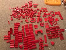 LEGO Red Bricks - Bundle Job Lot
