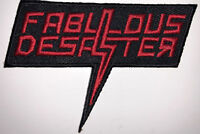 Fabulous Desaster - Logo Patch Not Specification #123955