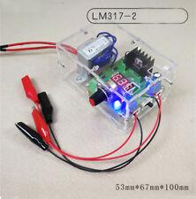 Voltage Adjustable DC 1.25-14.5V LM317 DIY Kit Electronic Power Supply Module