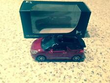 Norev citroën 1/64 , DS3 Cabrio rood, Mint in box, 3 inch