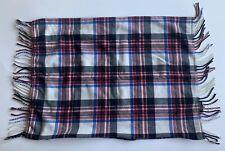"Pendleton Woolen Mills Americana Plaid Pillow Cover 19"" x 25"""
