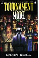 STREET FIGHTER UNLIMITED #8 VARIANT NM Kingdom Come Alex Ross Homage Udon Capcom