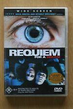 Requiem For A Dream (DVD, 2001)        Preowned (D208)