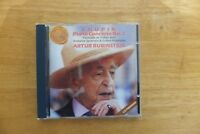 ARTUR RUBINSTEIN-CHOPIN PIANO CONCERTO NO-2-RCA GOLD SEAL-GD60404-1990-1ST CD IS