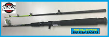 ZEBCO BIG CAT 7' Medium-Heavy Casting Rod FREE USA SHIPPING! #BCC702MH