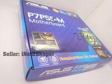 ASUS P7p55-m - LGA 1156 Socket Ddr3 Intel Motherboard Tested & Cleaned