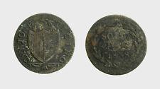 s529_101)  Swiss Cantons   TICINO 3 Soldi 1838