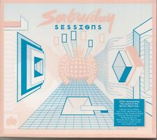 2 CD COMPIL DIGIPACK 21 TITRES--SATURDAY SESSIONS / WORLD'S BEST CLUB-2012--NEUF