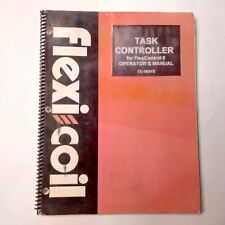 Flexi-Coil Task Controller for FlexControl II Operator's Manual Variable Rate