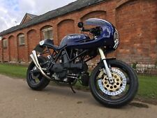 Ducati Cafe Racer 750SS Stunning Condition Prep'd for sale by Baines Racing