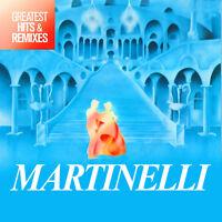 CD Martinelli Greatest Hits & Remixes  2CDs
