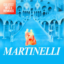 CD Martinelli Greatest Hits & Remixes  2CDs