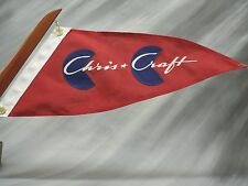 Chris Craft boat burgee pennant flag - runabouts