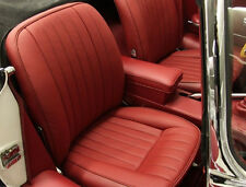 Jaguar XKE E-Type 1961-1974 Leather Seat Cover Replacement