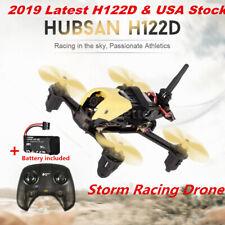 Hubsan H122D X4 STORM FPV Micro Racing Drone Quadcopter 720P Camera Live Video