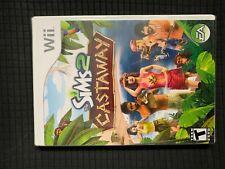 Sims 2 Castaway Nintendo Wii