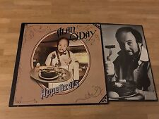 Alan O'Day - Appetizers - Vinyl LP + OIS USA 1977 Pacific Records