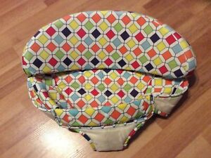 Baby Trend Walker Seat Cover Cushion Replacement Part Malty Color Diamonds