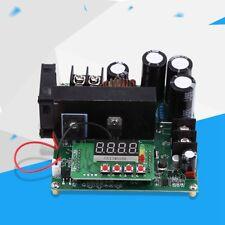 900W DC-DC Steuerung Boost Konverter DIY Spannung Step Up Modul Stromwandler d0l