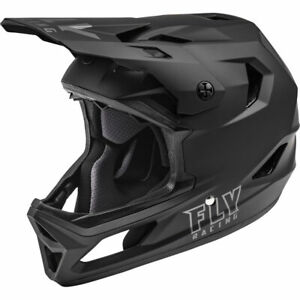 Fly Racing Rayce Full-Face MTB/BMX Helmet Large Matte Black