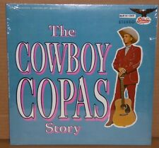 The Cowboy Copas Story SEALED NEW 2 LP vinyl record set Starday