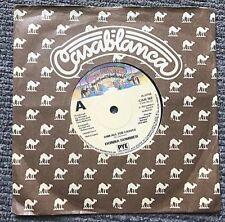 Rare Donna Summer Dim All The Lights Original 1979 Vinyl Record Giorgio Moroder