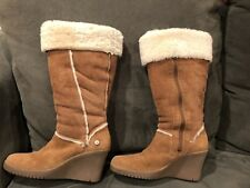 UGG Sandra Wedge Boots - Authentic!!