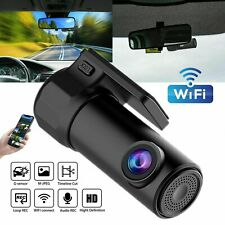 Mini WIFI Dash Cam1080P Car DVR Camera Video Recorder 170° Wide Angle G-sensor