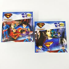 Lot 2 New Sealed 2006 Superman Returns Movie 100 Piece Jigsaw Puzzles Age 5+
