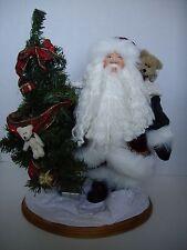 J & T Imaginations by Boyd's Bears, Nicholas O' Christmas Tree Santa #73301