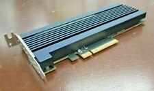 SAMSUNG 3.2TB F320 PCIe SSD MZ-PLK3T20 Model ID: MS1PC5ED30RA3.2T PM1725 Card