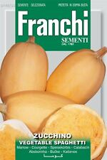 Franchi Seeds of Italy - Courgette - Vegetable Spaghetti - seeds