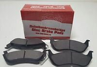 New Rear Premium Brake Pads Fit 03-11 Town Car Crown Victoria Marquis MD932