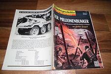 SOLDATENGESCHICHTEN  # 14 / 1958 -- MILLIONENBUNKER // deut. Pioniere in Rußland