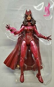 """Marvel Legends Scarlet Witch 6"""" Family Matters Halloween Wandavision Exclusive"""