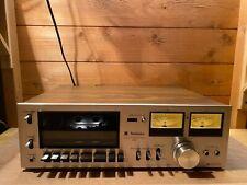 Technics RS-615 Stereo Cassette Deck