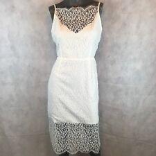 Keepsake The Label Daydreamer Lace Dress Ivory Wedding