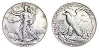 1947-D Walking Liberty Half Dollar Brilliant Uncirculated - BU