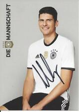MARIO GOMEZ-DFB-VFB STUTTGART-DFB-AUTOGRAMMKARTE