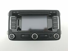 VW Passat CC 2008-2012 Radio CD Player Navigation Head Unit RNS310 3C0035270B