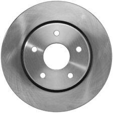 Disc Brake Rotor-Premium Brake Rotor Front Bendix PRT5843