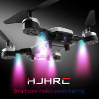 HJ28 2.0/5.0MP 1080P Camera Wifi FPV Foldable 6-Axis Gyro RC Quadcopter Drone UK