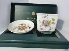 """MINTON Set """"MARLOW"""" English Bone China """"BY APPOINTMENT TO M.M THE QUEEN"""" Set"""